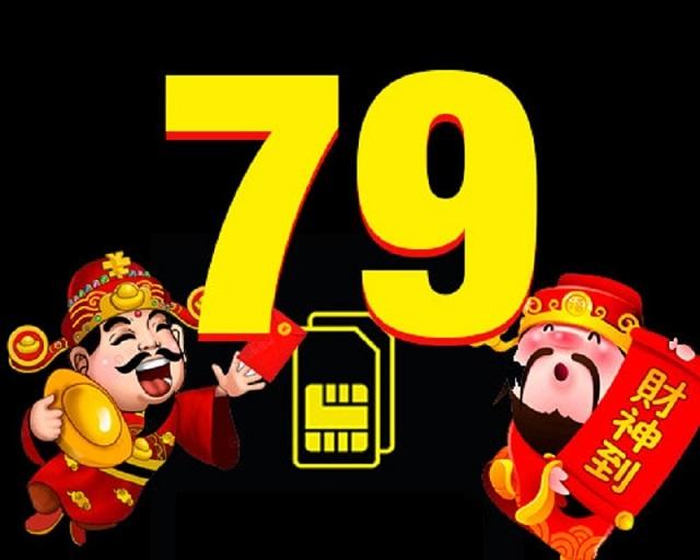 Ý nghĩa số 79