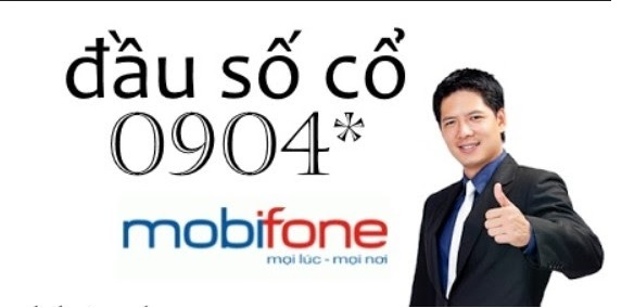 Đầu số 0904 của nhà mạng Mobifone