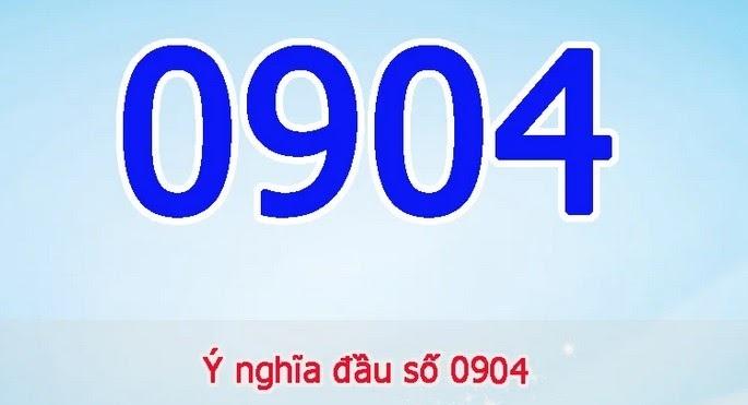 Ý nghĩa của các con số 0, 9, 4