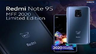 Review Redmi Note 9s cấu hình mạnh - Ngoại hình chất